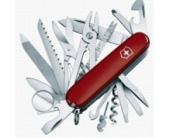 Victorinox Swiss Champ - Coltello multiuso