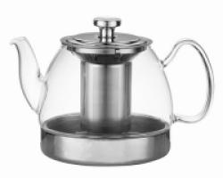 BON TEA Teiera in vetro 1,2 litri