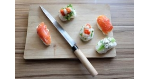 Coltelli per salmone