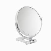 Specchio bifacciale bianco ingrandimento 7x ACCA KAPPA