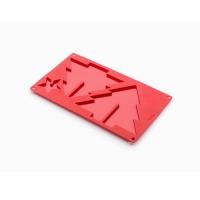 LEKUE Stampo 3D Albero Natale con stella
