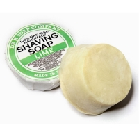 DR K Shaving soap lime