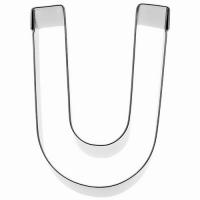 """BIRKMANN Tagliabiscotti lettera """"U"""""""