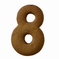 BIRKMANN Tagliabiscotti numero 8
