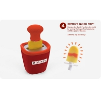ZOKU Quick Pop Maker 1 postazione VERDE
