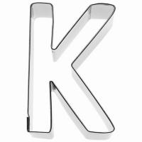 """BIRKMANN Tagliabiscotti lettera """"K"""""""