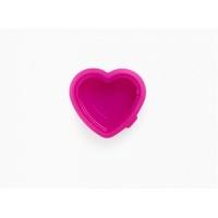 LEKUE Stampo torta tre strati a cuore