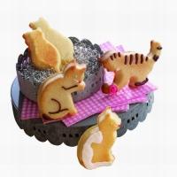 BIRKMANN Stampo biscotti Gatto
