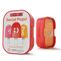 ZOKU Kit Stampini con Quick Pop Maker 3 postazioni