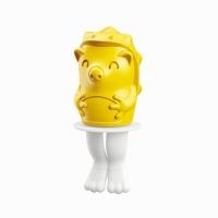 ZOKU Character Pops Hedgehog