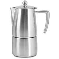 Caffettiera per induzione Slancio ILSA 1-2-4 tazze