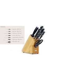 Ceppo coltelli 7 pezzi serie Classic WUSTHOF