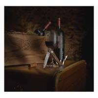 """Coltello multiuso con cavatappi """"Wine Master Damast"""" Victorinox serie limitata 2019"""