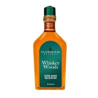 Lozione dopobarba Whiskey Woods CLUBMAN RESERVE