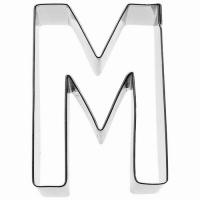 """BIRKMANN Tagliabiscotti lettera """"M"""""""