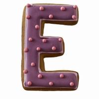 """BIRKMANN Tagliabiscotti lettera """"E"""""""