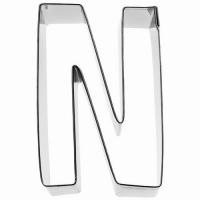"""BIRKMANN Tagliabiscotti lettera """"N"""""""