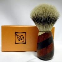 Pennello da barba Stefano Raffa tre legni