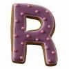 """BIRKMANN Tagliabiscotti lettera """"R"""""""