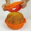 LEKUE Stampo Zucca Halloween 3D