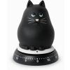 Timer gatto nero