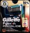 Lamette FUSION Proglide GILLETTE prodotte in USA
