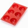 LEKUE Stampo professionale in silicone per semisfere