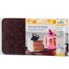 BIRKMANN Stampo in silicone per cioccolatini - Foglie