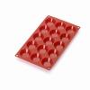 LEKUE Stampo professionale in silicone per tartellette