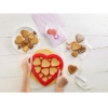LEKUE Hearts Cookie Cutter