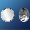 Specchio ingranditore monofacciale a ventosa