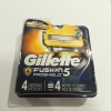 Lamette FUSION Proshield GILLETTE prodotte in USA