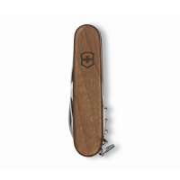 Victorinox Huntsman Wood - Coltello multiuso guancette in legno
