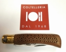 Coltello tascabile Old Bear ANTONINI con manico intarsiato
